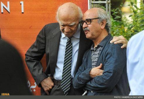 روزنما:پیکر محمد زهرایی به خاک سپرده شد