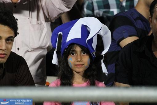 دیدار تیمهای فوتبال استقلال ایران و بوریرام تایلند