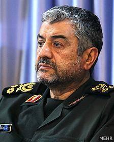 فرمانده سپاه: واکنش به حمله احتمالی آمریکا فراتر از مرزهای سوریه خواهد بود