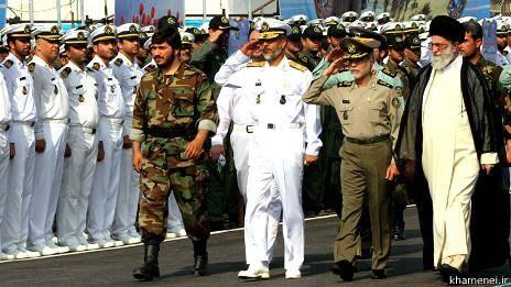 فرمانده نیروی دریایی ایران: در سواحل سوریه حضوری نداریم