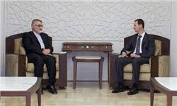 بشار اسد در دیدار با علاء الدین بروجردی: سوریه توانایی مقابله با هرگونه تجاوز خارجی را دارد