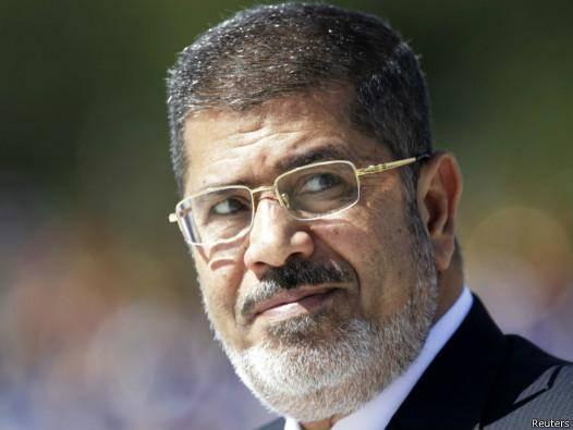 محمد مرسی محاکمه می شود