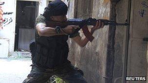 نشست کشورهای عضو شورای امنیت درباره سوریه