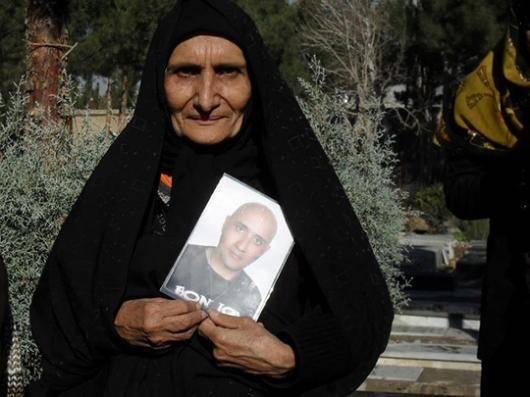 نامه ی مادر ستار بهشتی به دبیرکل سازمان ملل