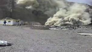 زلزله هفت ریشتری جنوب غرب پاکستان را لرزاند