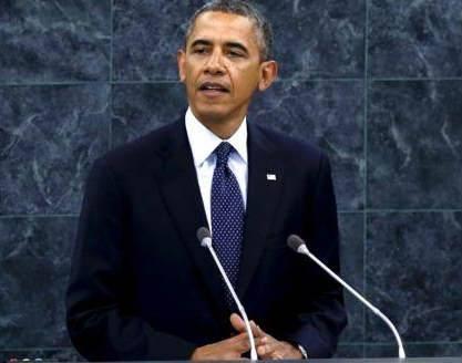 لحن ملایم باراک اوباما درباره ایران در سخنرانی مجمع عمومی سازمان ملل