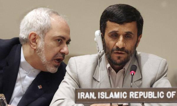 تصاویر/ظریف درسفر احمدینژاد به نیویورک