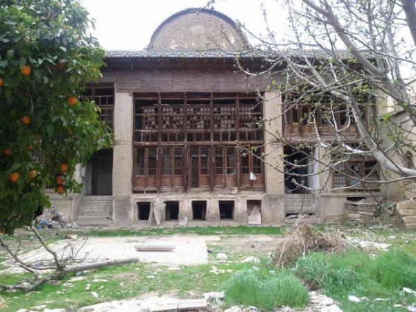 سقف خانه گوهرالزمان قوامی ربوده شد
