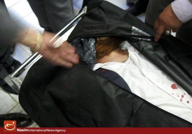 ترور دادستان زابل (عکس 16+)