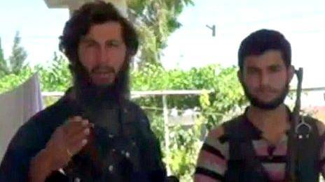 شورشیان سوری سر یکی از متحدان خود را 'اشتباهی' بریدند