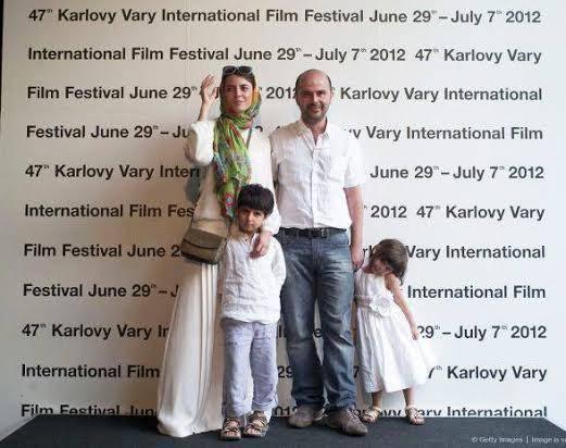 لیلا حاتمی و خانوادهاش (عکس)