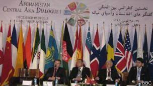نشست دو روزه افغانستان و آسیای میانه در کابل گشایش یافت