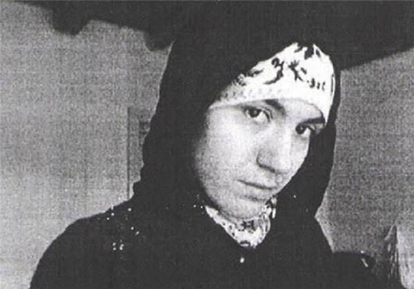 عامل انفجار انتحاری امروز روسیه/عکس