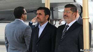 وزارت خارجه مصر کاردار ایران را فراخواند