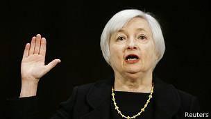 جانت یلن رئیس بانک مرکزی آمریکا شد