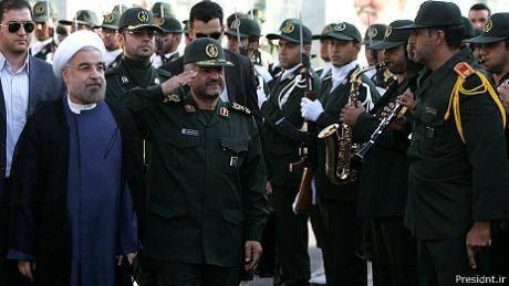 دولت به وظیفهاش عمل کند و نگران توان دفاعی نیروهای مسلح نباشند