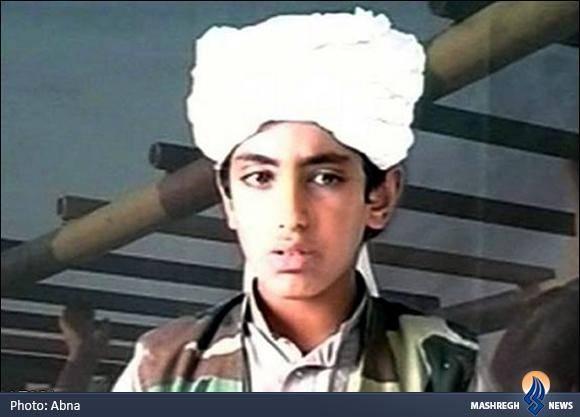 کوچکترین فرزند اسامه بن لادن