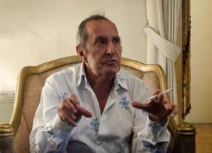 آخرین گفتوگو با بهمن فرزانه