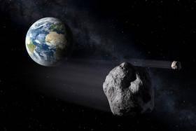 نجات زمین از خطر سیارکها با بمب اتم!