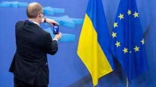 اتحادیه اروپا با اوکراین پیمان همکاری سیاسی و اقتصادی امضا کرد