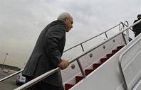 ظریف وین را به مقصد تهران ترک کرد