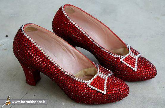 گرانترین کفش جهان/عکس