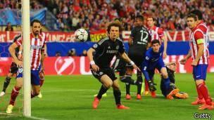لیگ قهرمانان اروپا؛ تساوی ارزشمند چلسی مقابل آتلتیکومادرید