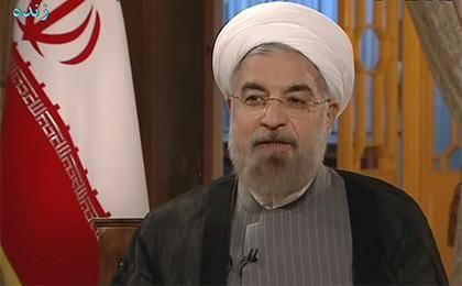 روحانی: اقلیتی از رفع تحریم ها عصبانی هستند / هدف دولت، بهبود زندگی مردم است/قول هایم یادم هستم و به خوبی میدانم چه باید بکنم