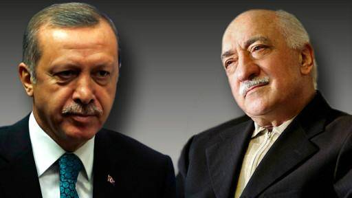 اردوغان: روند استرداد فتحالله گولن از آمریکا آغاز میشود