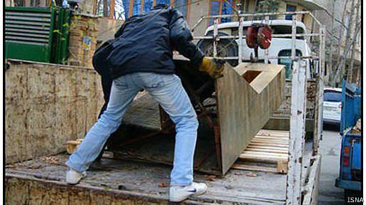 مجسمههای تناولی دوباره به موزه امام علی منتقل شد