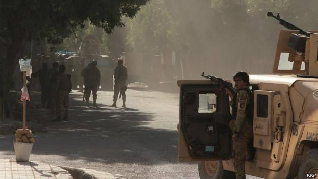 حمله خونین به کنسولگری هند در هرات پایان یافت