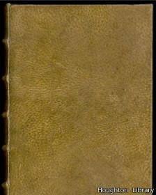 کتابی از پوست انسان/عکس