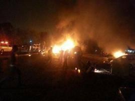 انفجار شدید تروریستی انتحاری در بیروت