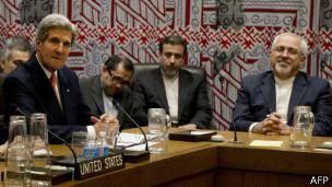 گفتگوهای دوجانبه مقامات ایران و آمریکا در ژنو