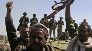 آماده باش ارتش یمن بعد از تهدید شورشیان حوثی