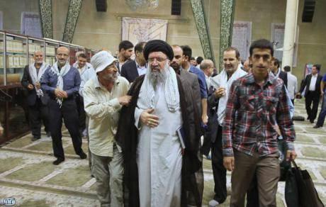 احمد خاتمی از کنگره شهدای قزوین قهر کرد