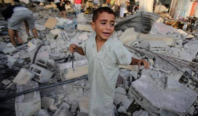 حمله مجدد اسرائیل به مجتمعهای بزرگ مسکونی در غزه
