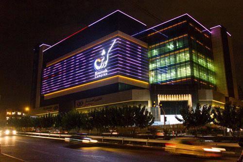 بزرگترین سینمای ایران آغاز به کار کرد