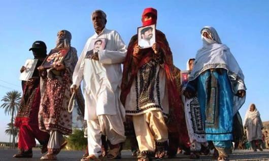 بلوچ ها و روز جهانی قربانیان ناپدید شدن های اجباری - عبدالستار دوشوکی