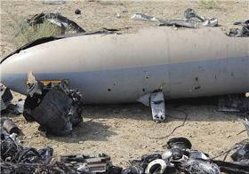 ادعای روزنامه صهیونیستی درباره پهپاد ساقط شده