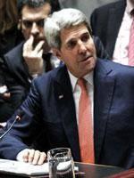 جان کری: ایران هم می تواند در مبارزه با داعش نقش داشته باشد