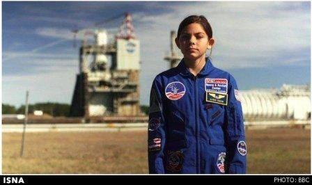 اولین مسافر احتمالی مریخ (+عکس)