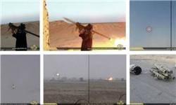دست یابی داعش به موشکهای چینی/عکس
