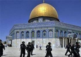 رژیم اسرائیل مسجدالاقصی را تا اطلاع ثانوی بست