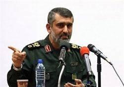 فرمانده هوافضا: کارخانه های موشکی سوریه ساخت ایران است