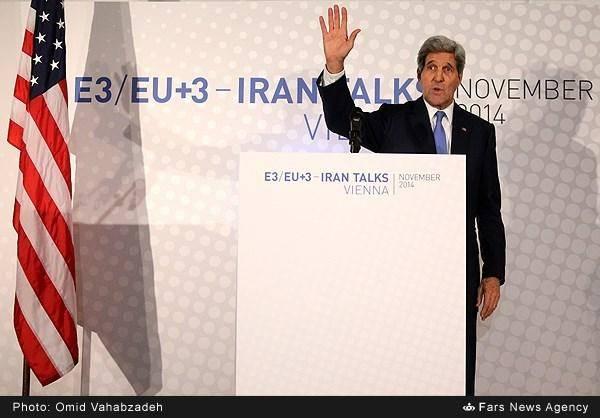 نشست خبری وزیرخارجه آمریکا/تصاویر