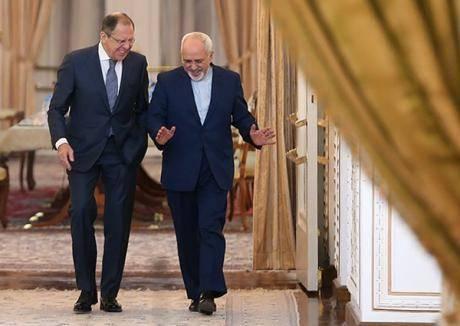 طرحهای ایران و روسیه برای عراق و سوریه