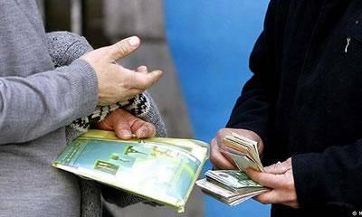 به رغم وعدهی دولت، افزایش بهای دلار ادامه دارد