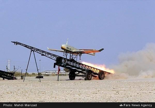سنگینترین پهپاد ارتش پرید/تصاویر