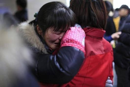 در شانگهای ۳۵ نفر در جشن سال نو جان باختند